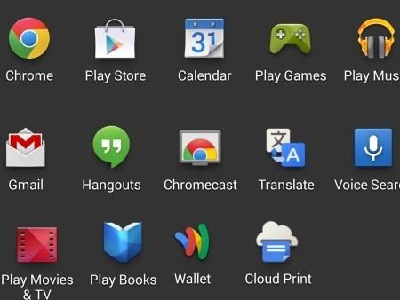 Google obliga a los fabricantes Android que instalen 20 Google apps en sus nuevos terminales.