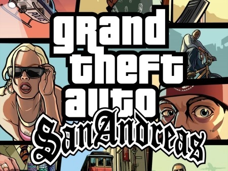 """El videojuego más vendido de la historia,  """"Grand Theft Auto: San Andreas"""" cumple 10 años"""