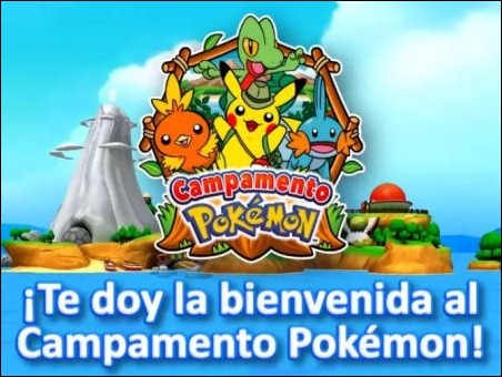Nintendo lanza otra app para iOS: Campamento Pokémon