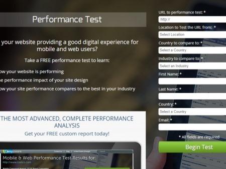 Herramienta gratuita permite a conocer el rendimiento de una web y compararla con su competencia