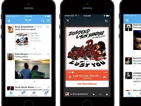 "Twitter anuncia ""Audio Card"" para escuchar música tuiteda por tus amigos"