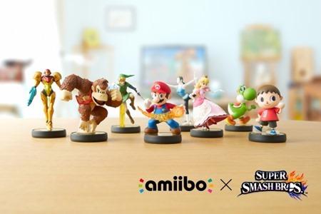Nintendo vuelve al juguete con las figuras interactivas amiibo