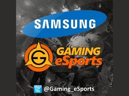 Samsung Gaming eSports