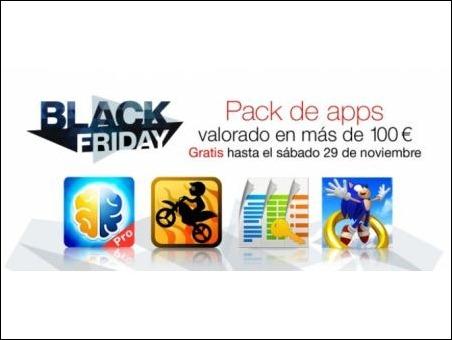 #BlackFriday: Amazon regala 100 euros en aplicaciones Android