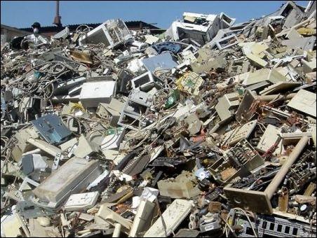 La Basura electrónica, la gran amenaza ecológica del siglo XXI