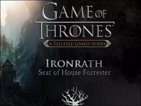Revelado el argumento del videojuego de Game of Thrones