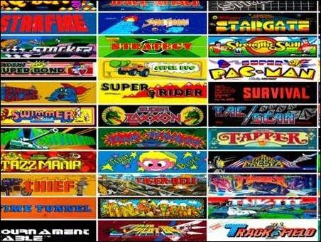 Más de 900 juegos clásicos de Arcade llegan de forma gratuita a internet