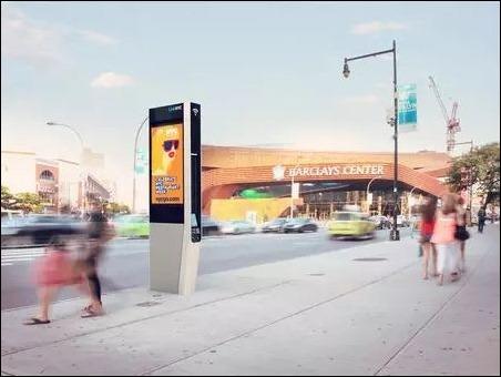 Los teléfonos públicos de Nueva York ofrecerán Wi-Fi gratuita