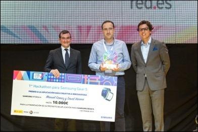 Samsung-Hackathon-Gear S