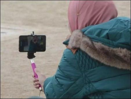 alargo-selfie