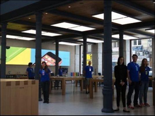 Apple organiza gratis cursos de programación para niños