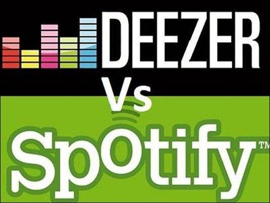 deezer-spotify