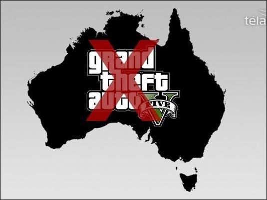 """Target Australia retira """"Grand Theft Auto V""""   tras denuncia por violencia de género"""