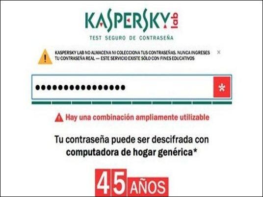 kasperxky-login