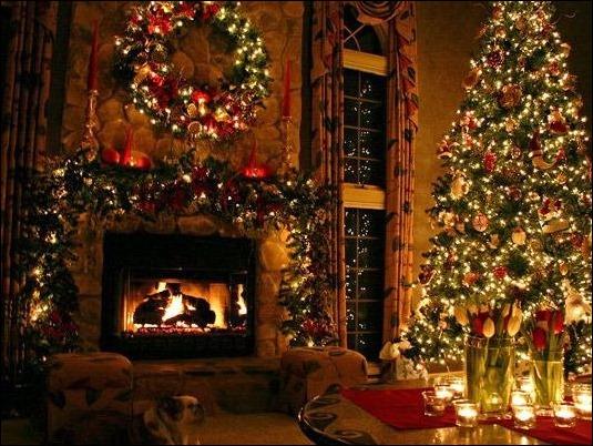 Cómo tomar buenas fotos con luces de Navidad en el fondo