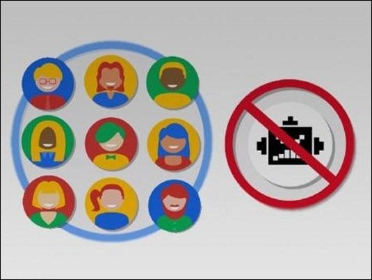 Google busca reinventar el Captcha