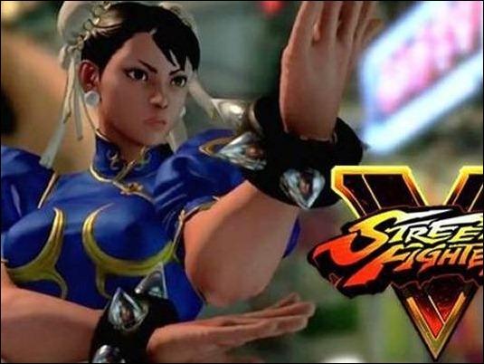 Lanzan teaser del nuevo videojuego Street Fighter V