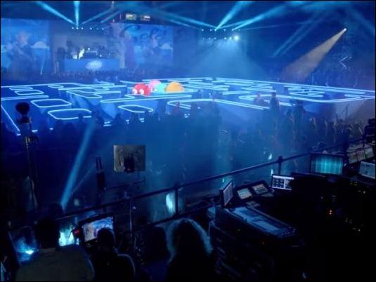 Bud Light construye un Pac-Man de tamaño real