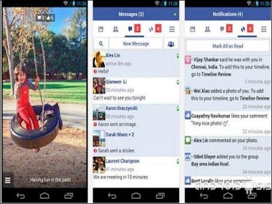 Llega Facebook Lite, la aplicación oficial  más rápida y ligera para Android