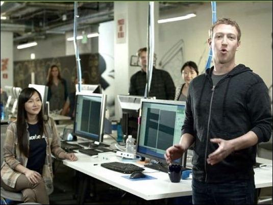 Los 10 empleos con mejores salarios en Facebook