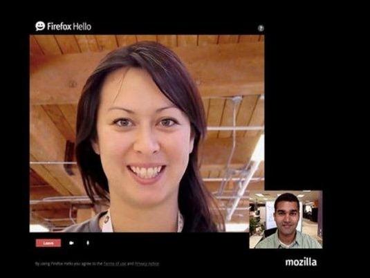 Firefox cambia de aspecto e incorpora servicio de videollamadas