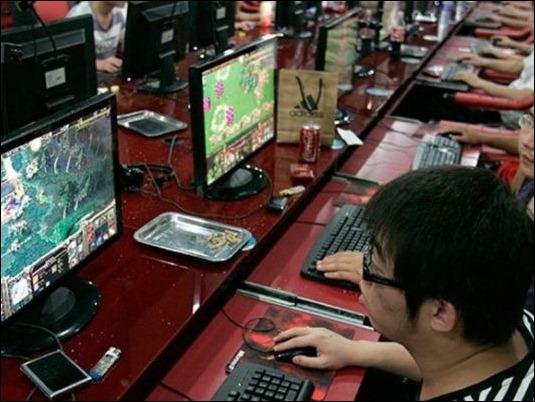 videouegos-cibercafe