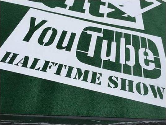 YouTube ofrece medio tiempo alternativo para el Super Bowl