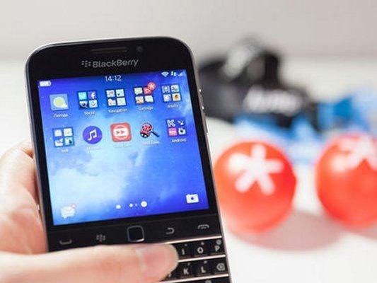 BlackBerry ofrece acceso a aplicaciones de Android