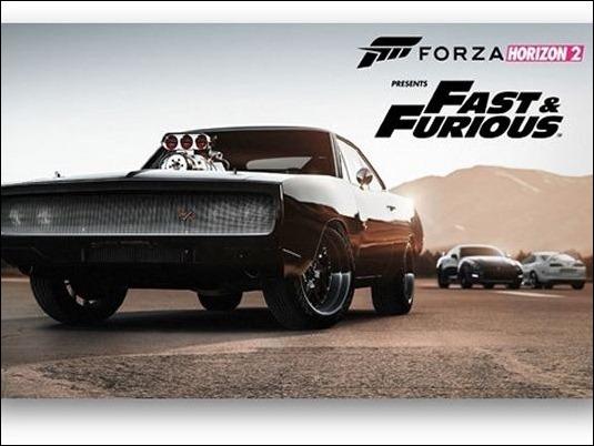 """""""Forza Horizon 2"""" y """"Fast & Furious"""" se unen para dar la bienvenida a la Expansión """"Forza Horizon 2 Presenta Fast & Furious"""""""