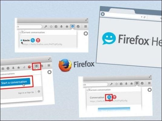 Cómo realizar videollamadas desde Firefox a cualquier usuario