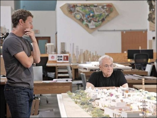 Zuckerberg creará Facebook City