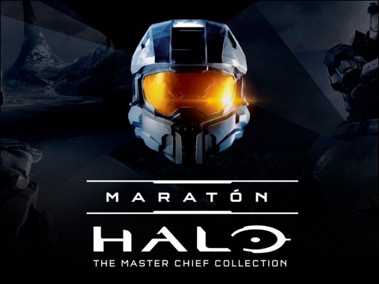 "Microsoft presenta el Maratón ""Halo: The Master Chief Collection"""