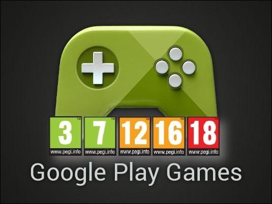 El sistema de clasificación PEGI llega a Google Play