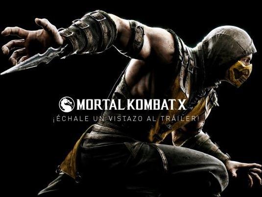 Te apuntas a Mortal Kombat X