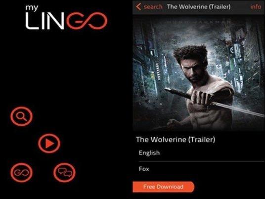 MyLingo, la primera App capaz de traducir las películas del cine en tiempo real