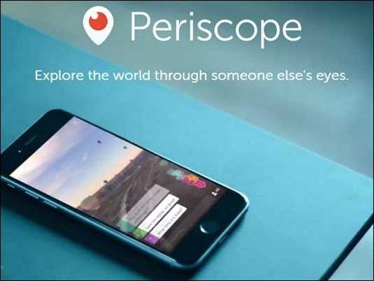 Twitter lanza nueva aplicación para transmisiones de video en vivo