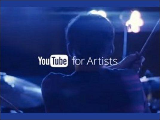YouTube lanza sitio para músicos