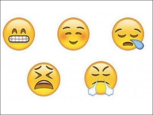 ¿Conoces el verdadero significado de cada uno de los emojis?