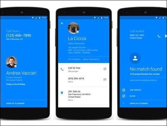 Con Hello, Facebook quiere cambiar la forma en que los usuarios hacen llamadas desde móviles