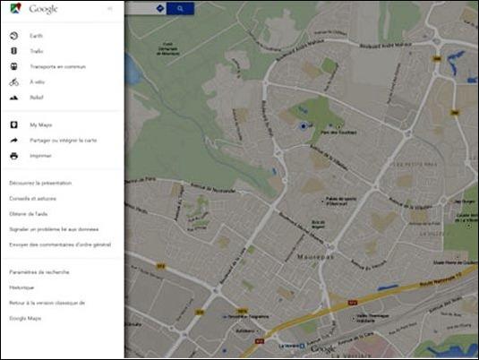 Google prepara rediseño de Google Maps para Andoid