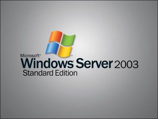 Windows Server 2003 dejará de recibir soporte en menos de 90 días