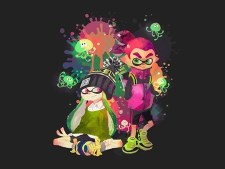 Nintendo da a luz este viernes a sus nuevas criaturas: los Inklings