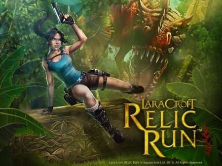 Hoy se lanza Lara Croft: Relic Run para iOS, Android o Windows