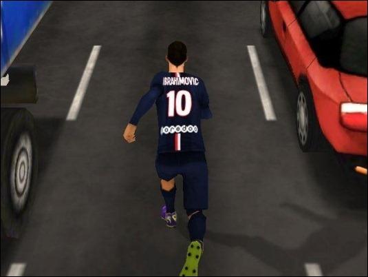 Zlatan Ibrahimović protagoniza videojuego de móviles