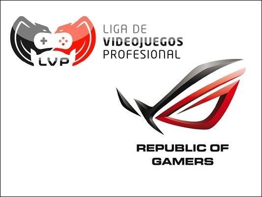 ASUS refuerza su apuesta por el gaming y los eSports con su apoyo a la LVP
