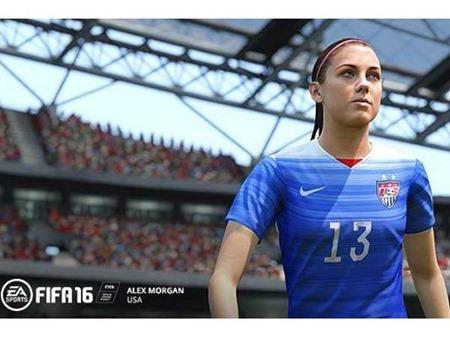 FIFA 16 incluirá por primera vez selecciones nacionales de mujeres