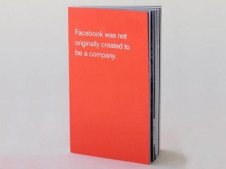 El Libro rojo de Facebook, un secreto inspirado en Mao Tse-Tung