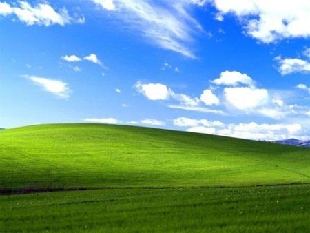 Conoce la historia del fondo de pantalla de Windows: Bliss