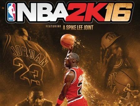 NBA2K16 – Anunciada la Edición Especial con la leyenda de la NBA Michael Jordan