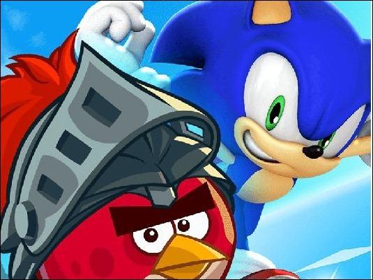 ¡PÍO! Angry Birds y Sonic Dash se unen durante tres semanas para una celebración épica